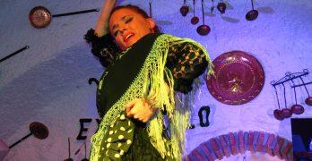 Incrível show de flamenco em Granada: Venta El Gallo