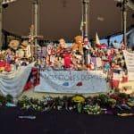 Memorial a vítimas de terrorismo em Nice (onde não me senti seguro)