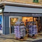 Loja de produtos de lavanda em Nice (França)