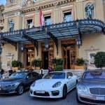 Visita ao Casino Monte-Carlo, em Mônaco. Money, money!