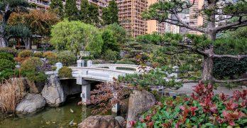 Conheça o inspirador Jardim Japonês, em Mônaco