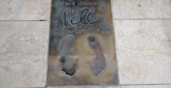 The Champions Promenade: em Mônaco, homenagem a jogadores de futebol