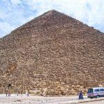 Vai ao Egito? E quer subir nas pirâmides, certo?