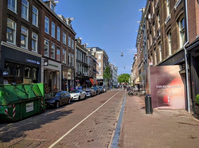 Compras de roupas e acessórios em Amsterdã