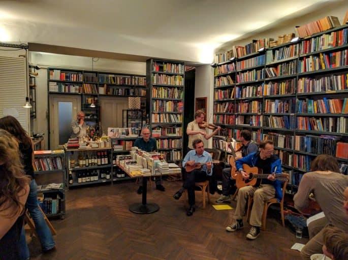 777: livraria em Viena