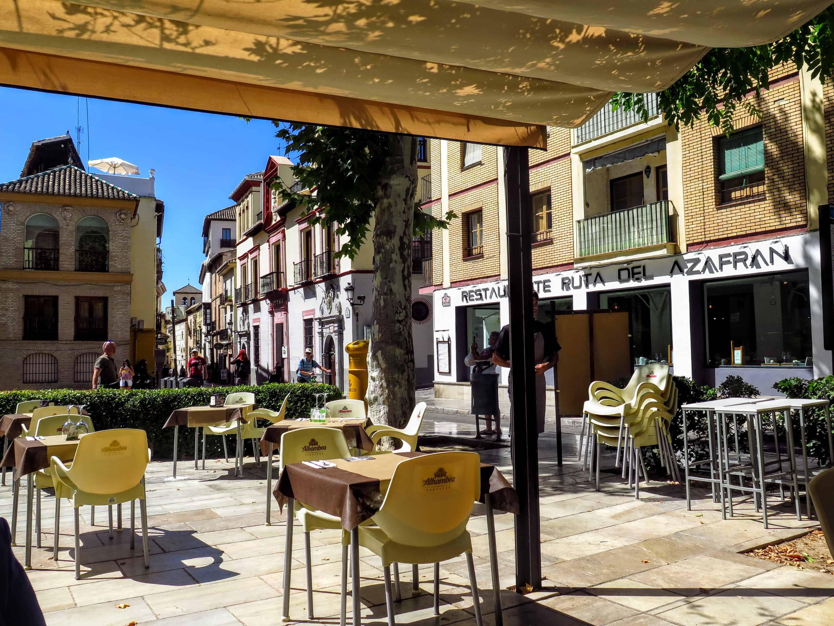 Restaurante em granada conhe a o ruta del azafr n - Restaurante oryza granada ...