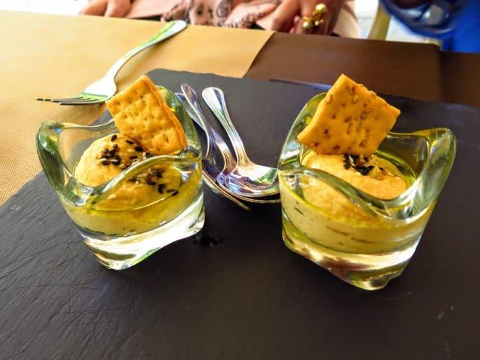Restaurante Ruta del Azafrán, em Granada