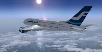Um vôo infernal… para os supersticiosos!