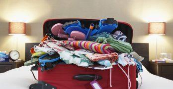 Mala de viagem com prateleiras: finalmente, ordem em nossa bagagem?