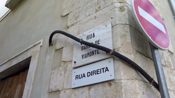Rua Direita