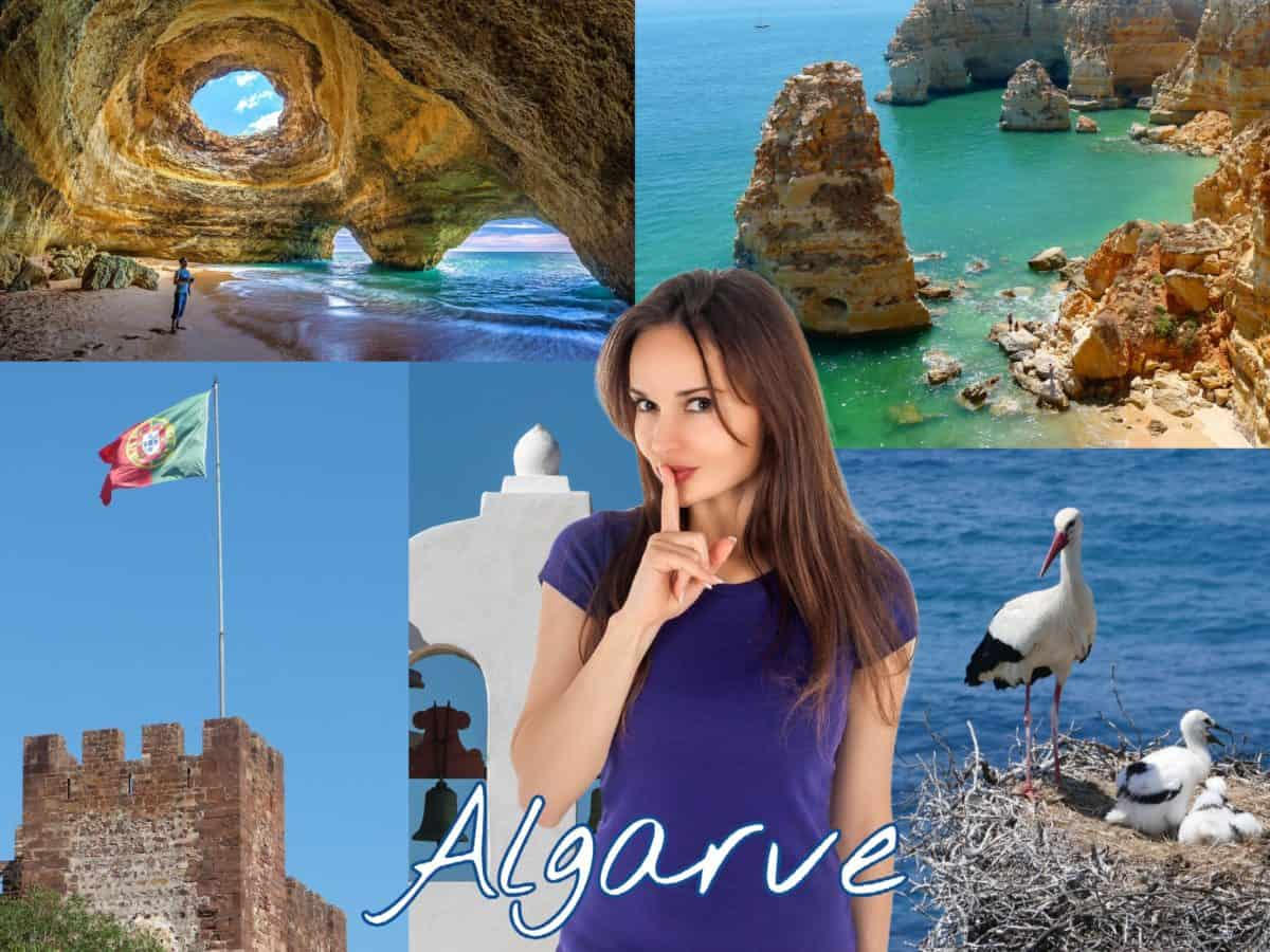 Algarve Europe's most famous secret