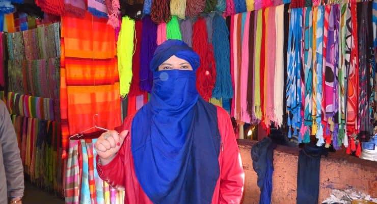 Mercado de tinturaria em Marrakech: a famosa visita tem um lado triste
