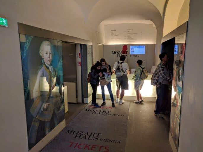 Casa de Mozart em Viena