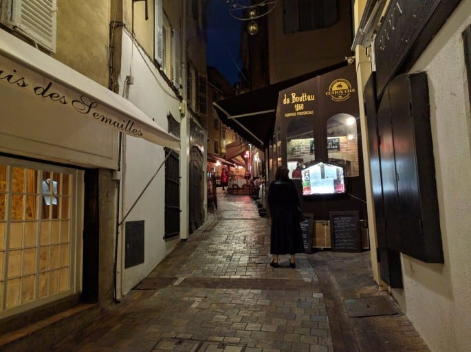 Rue du Suquet