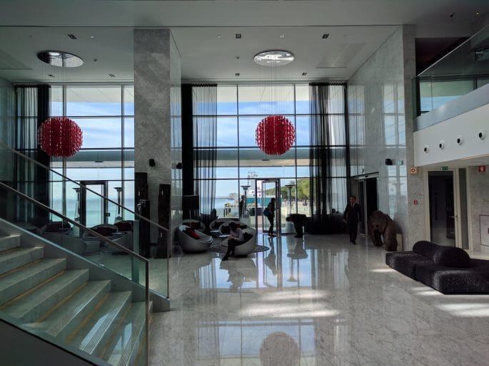 Hotel Myriad, em Lisboa