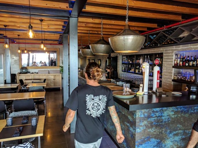 Lisboa Rio: restaurante no Cais do Sodré, em Lisboa | Interior