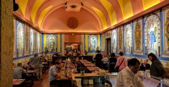 Cervejaria Trindade, em Lisboa: a mais antiga de Portugal