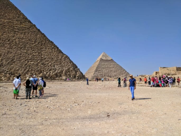 Motivos para visitar o Egito | Gizé