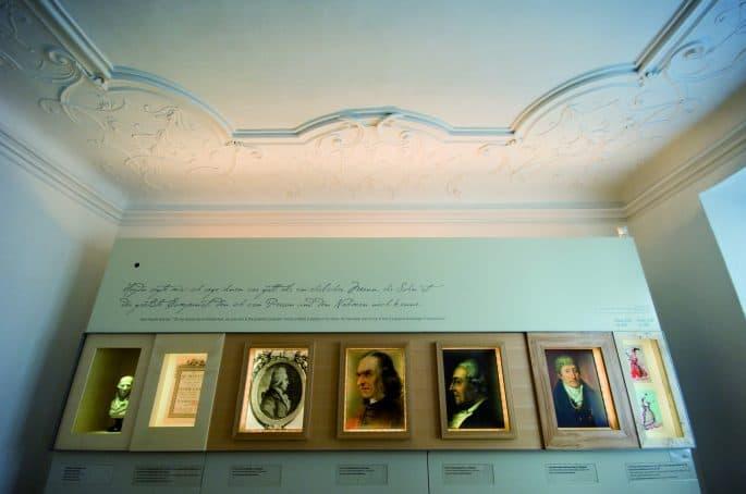 Casa de Mozart em Viena | Fotos do interior