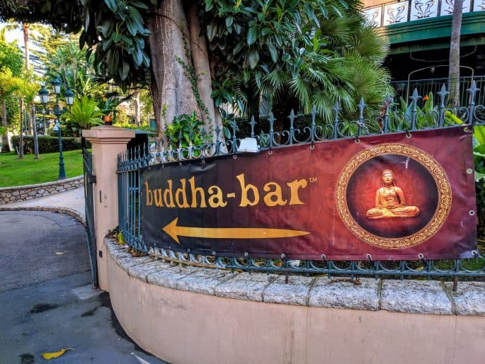 Buddha-Bar   Exterior