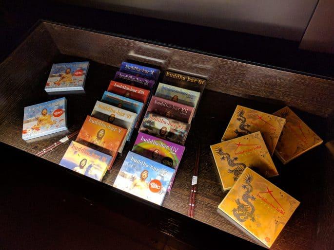CDs do Buddha-Bar