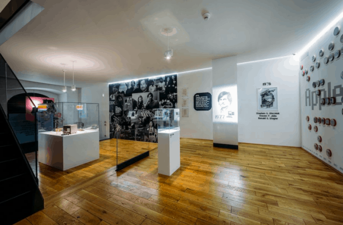 Museu Apple em Praga