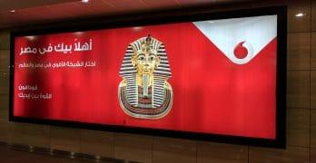 Dicas para uso de telefonia móvel (voz e internet) no Egito