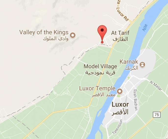 A loja no Google Mapas