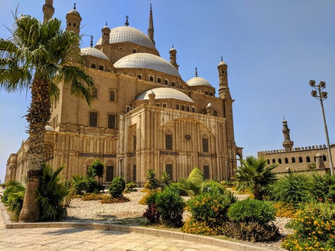 Mesquita de Alabastro