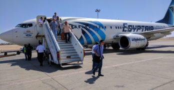 2017: crescimento do turismo no Egito