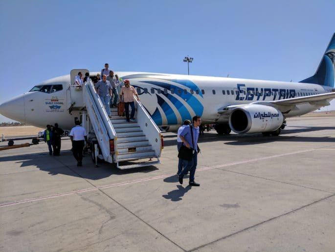Vôo da EgyptAir