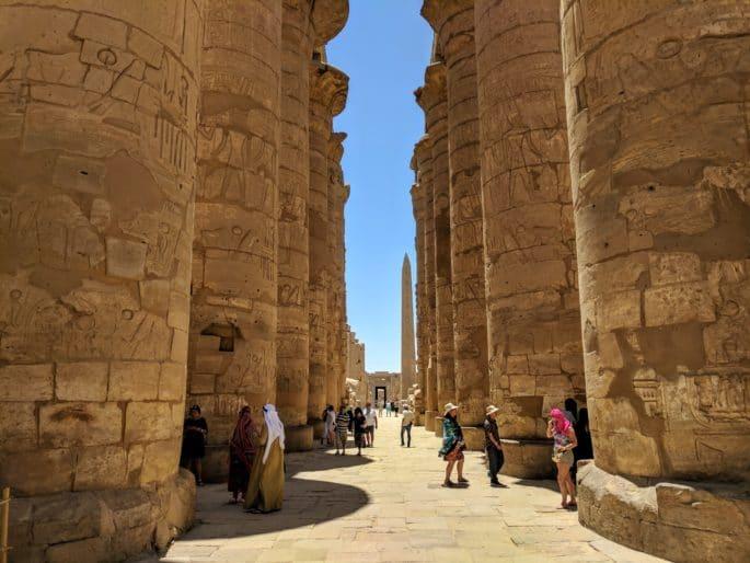 Karnak | Egito no inverno
