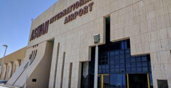 A boa estrutura dos aeroportos no Egito