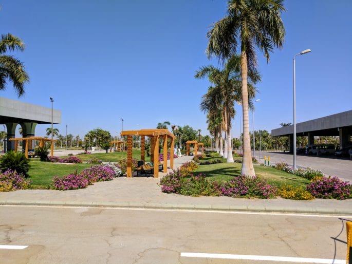 Aeroporto de Luxor