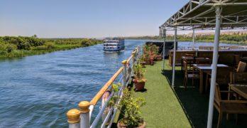 Cruzeiro no Rio Nilo: a parte mais fantástica do turismo no Egito