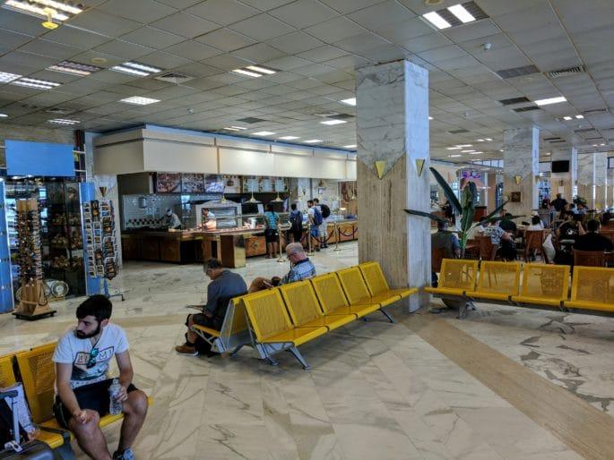 Aeroporto de Aswan
