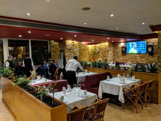 Restaurante em Coimbra: Solar do Bacalhau | Interior