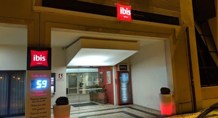 Ibis: hospedagem econômica em Coimbra