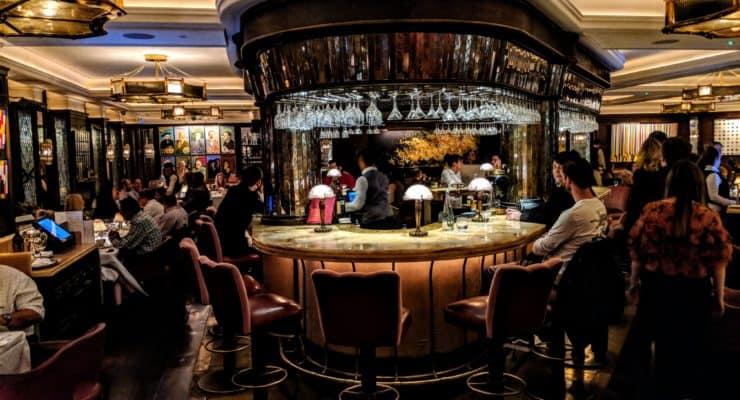 The Ivy: restaurante de alto nível em Londres