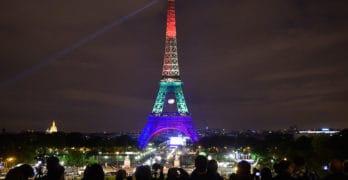 Paris eleita em 2018 a cidade mais amigável a gays