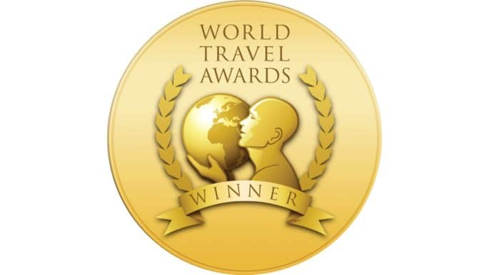 Símbolo do World Travel Awards