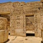 Templo de Medinet Habu: tesouro histórico a ser explorado em Luxor