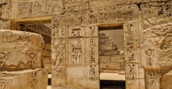 Templo de Medinet Habu
