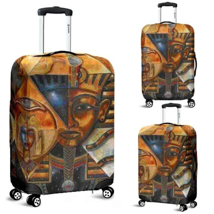 Pesos de malas em viagem ao Egito