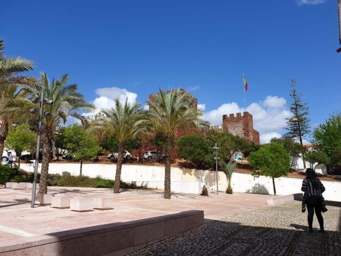Castelo de Silves.