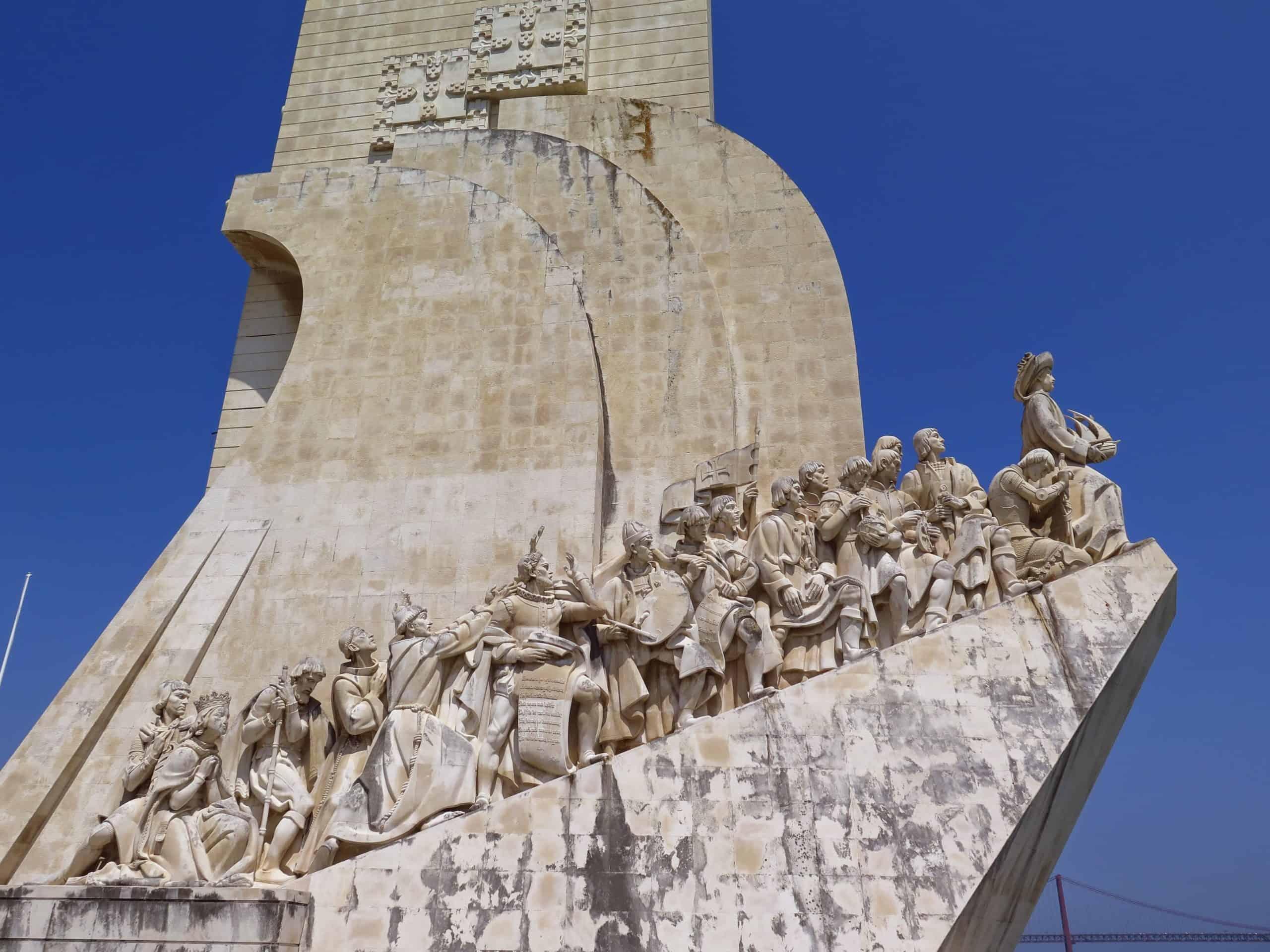 Monumento Padrão dos Descobrimentos.