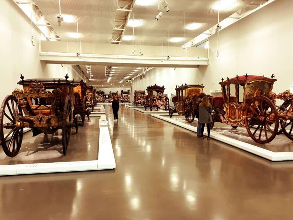 Museu dos Coches.