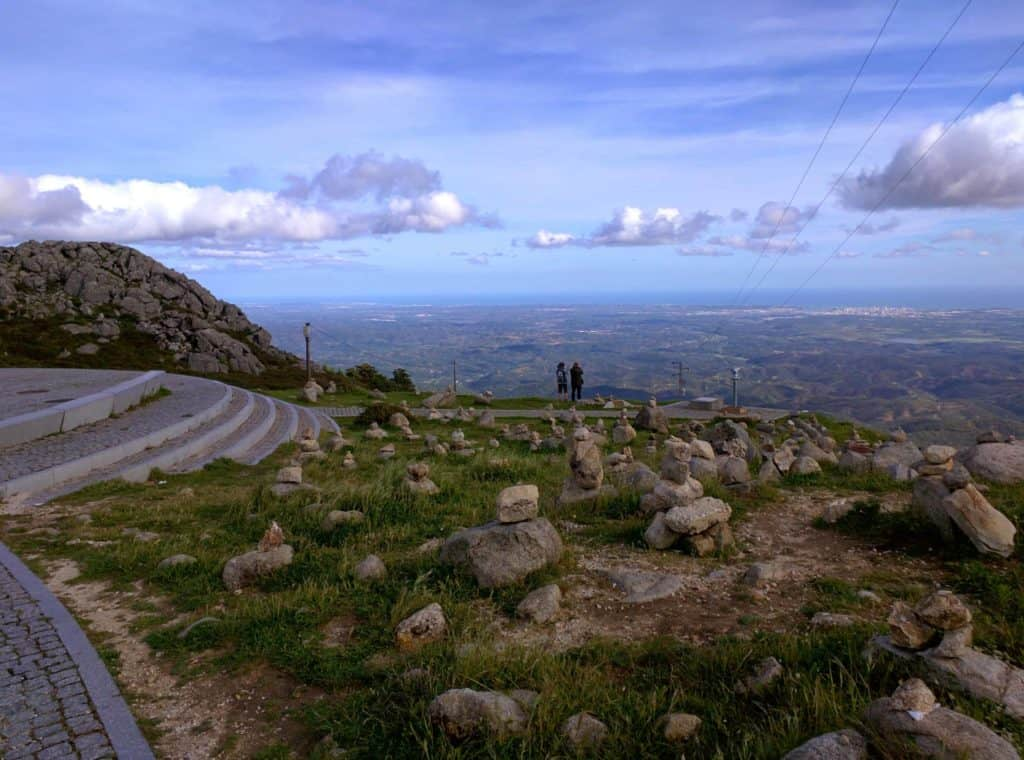 The best time to visit the Algarve is the opportunity to visit the summit of Serra de Monchique