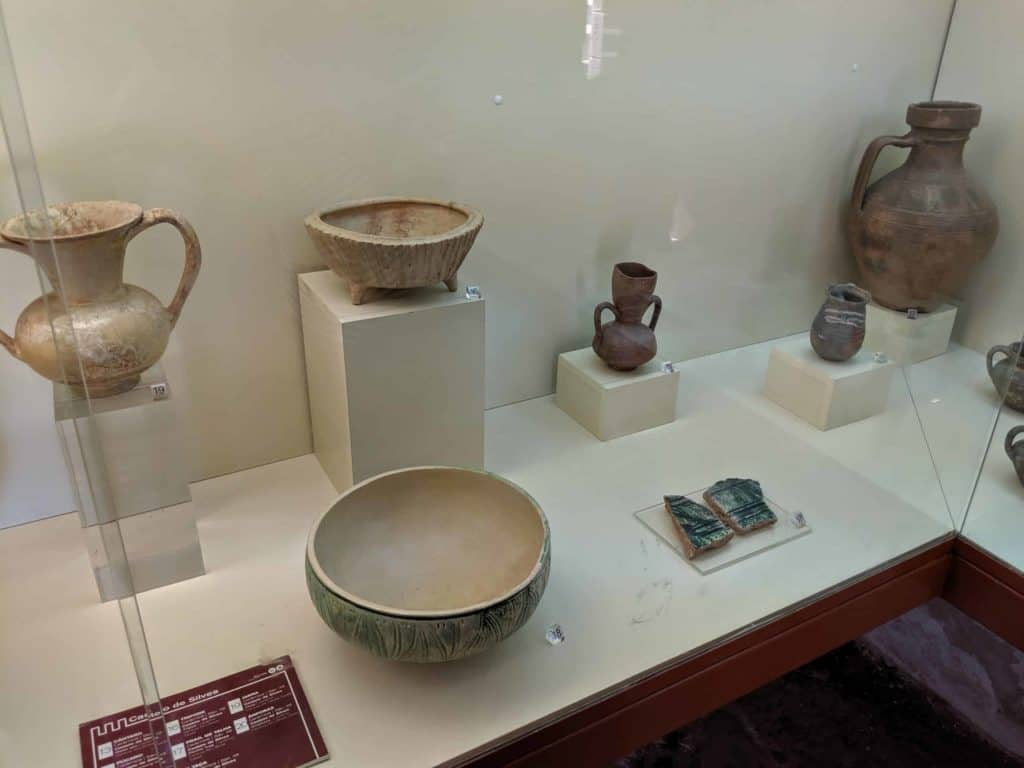 Items in exhibition