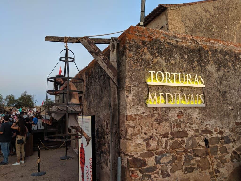 Medieval tortures